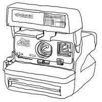 polaroid600B