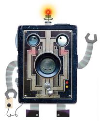 robot camera B