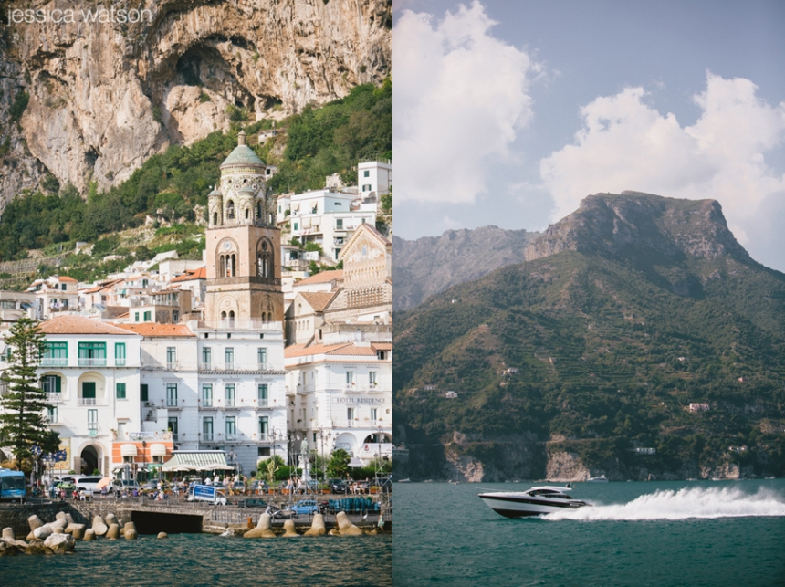 Amalfi Coast Italy destination wedding