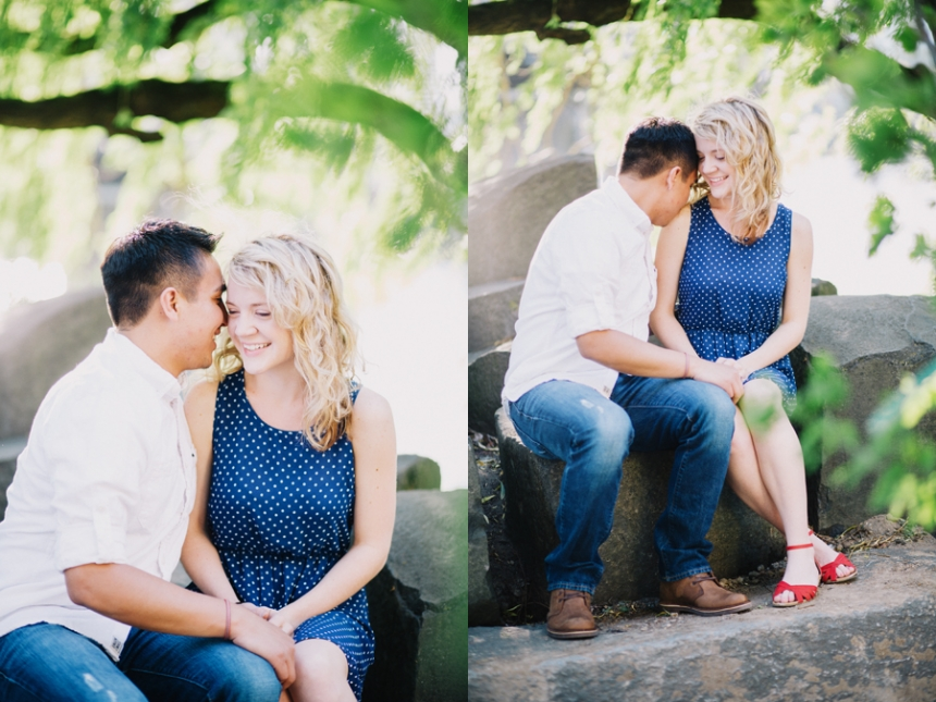 Portland Oregon photographer, Portland engagement session